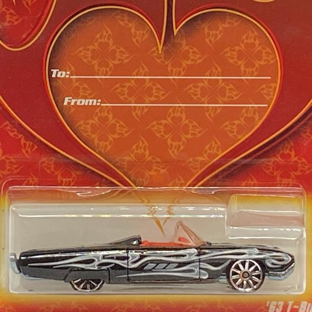 2009 Valentine's Cars / '63 T-Bird / '63 ティーバード