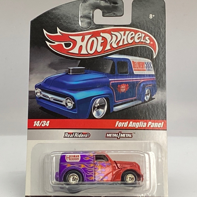 2010 Delivery Slick Rides / Ford Anglia Panel / フォード アングリア パネル