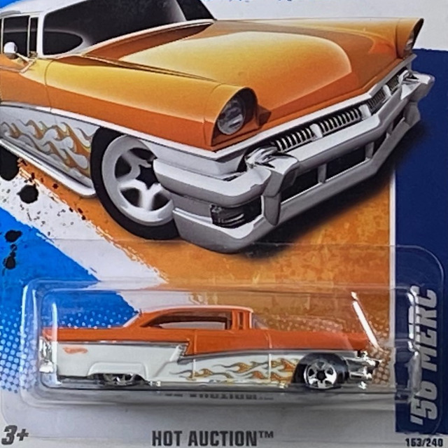 2010 HW Hot Auction / 56 Merc / 56 マーク【 Kmart Exclusive】