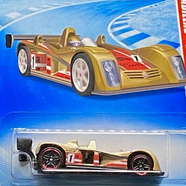 2010 Race World Speedway / Cadillack LMP / キャデラック LMP