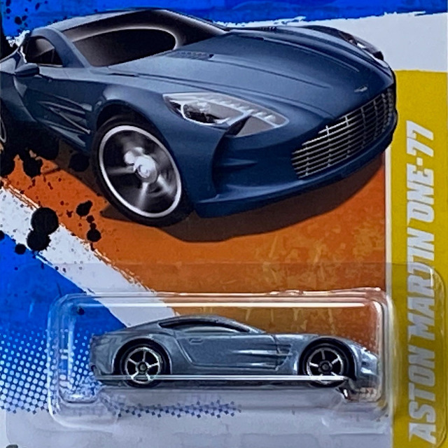 2011 HW New Models / Aston Martin One 77 / アストン マーチン One 77
