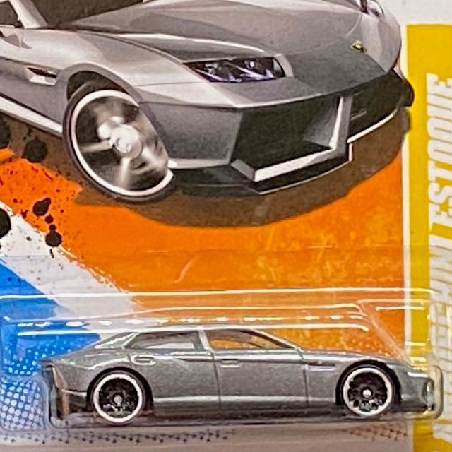 2011 New Models / Lamborghini Estoque / ランボルギーニ エストーケ