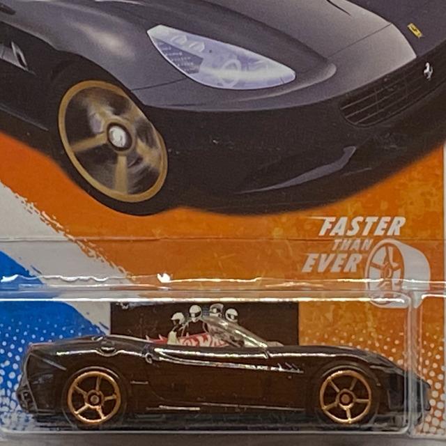 2011 Faster Than Ever / Ferrari California / フェラーリ カリフォルニア