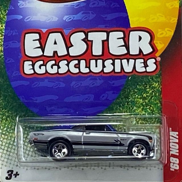 2011 HW Easter Eggsclusives / 68 Nova / 68 ノヴァ【Wal-Mart Exclusive / ウォルマート 限定】