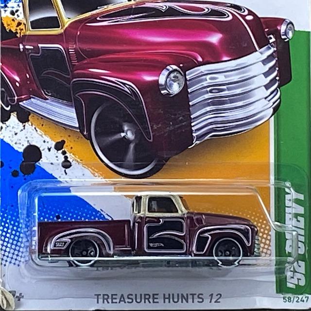 52 Chevy/'52 シェビー