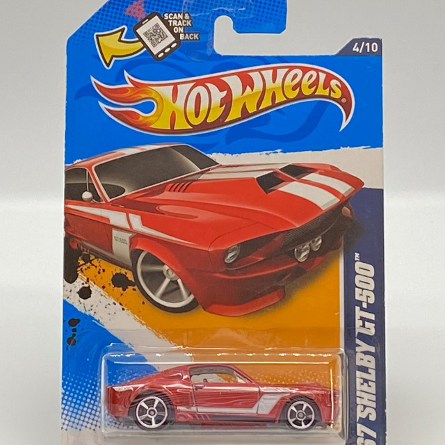 2012 Muscle Mania Ford / '67 Shelby GT-500 / '67 シェルビー GT-500