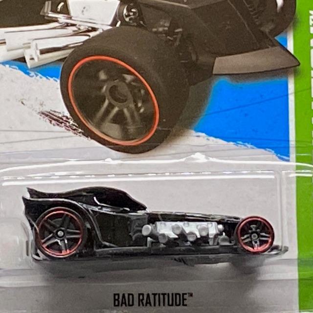 2013 HW Street Pests / Bad Ratitude / バッド ラティチュード