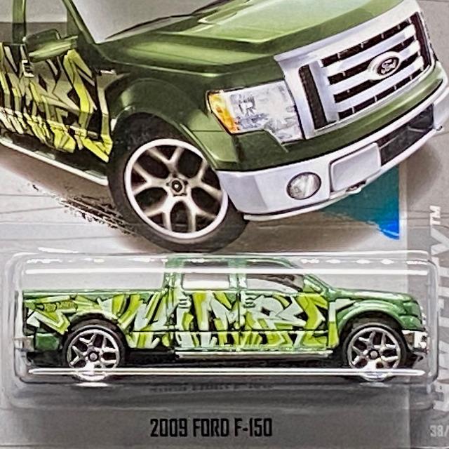 2013 Graffiti Rides / 2009 Ford F-150 / 2009 フォード F-150