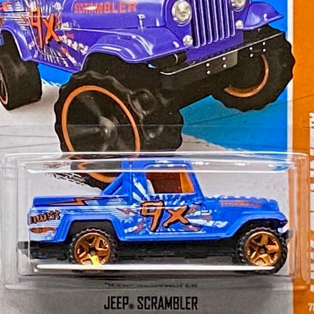 2013 HW Stunt Circuit / Jeep Scrambler / ジープ スクランブラー