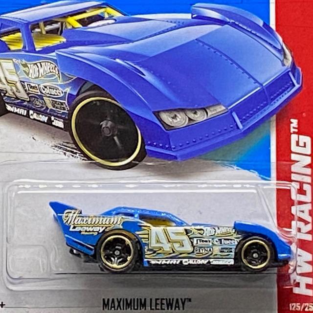 2013 HW Racing / Maximum Leeway / マキシマム リーウェイ