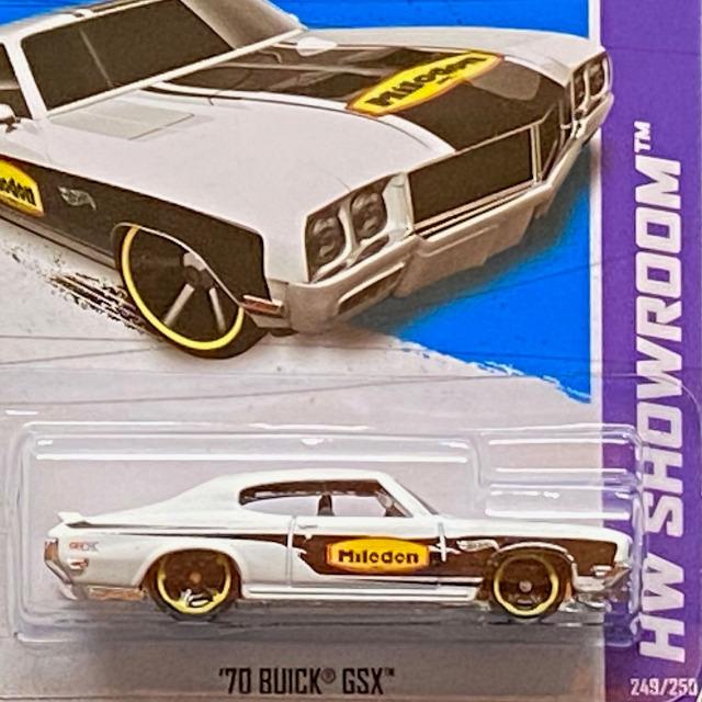 2013 HW Showroom / '70 Buick GSX / '70 ビュイック GSX