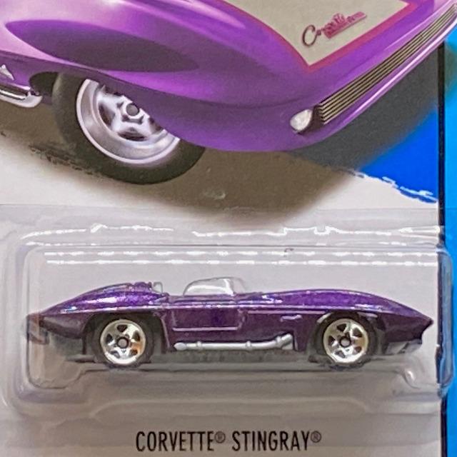 2013 HW Showroom / Corvette Stingray / コルベットスティングレー