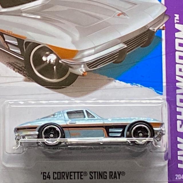 2013 Corvette 60th / '64 Corvette Sting Ray / '64 コルベットスティングレー