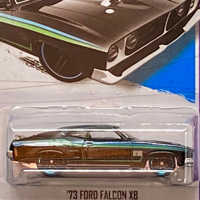 2013 HW Showroom HW Garage / '73 Ford Falcon XB / '73 フォード ファルコン XB