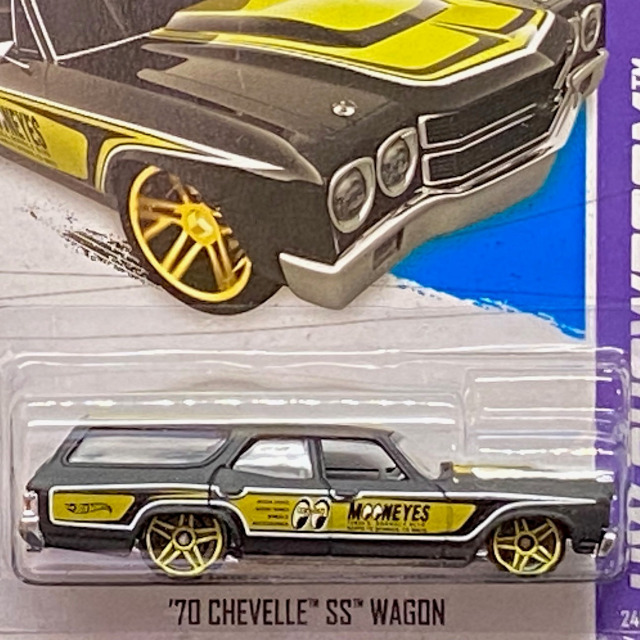 2013 HW Performance / '70 Chevelle SS Wagon / '70 シェベル SS ワゴン