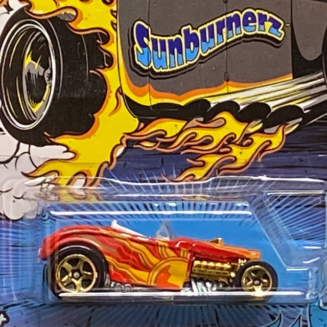 2013 Sunburnerz / Deuce Roadster / デュース ロードスター