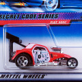 2000 Secret Code Series / Fiat 500C / フィアット500C