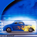 2002 Tomarts Price guide / '40 Ford Coupe (BLU) / '40 フォード・クーペ