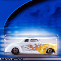 2002 Tomarts Price guide / ''40 Ford Coupe (WHT) / '40 フォード・クーペ