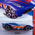 2014 HW RACE / Velocita (BLU)