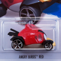 2014 HW CITY / ANGRY BIRDS RED