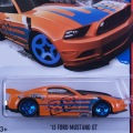 2014 HW RACE / '13 FORD MUSTANG GT