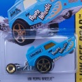 2014 HW OFF-ROAD / HW Poppa Wheelie (BLU) / HW ポッパー ウィリー