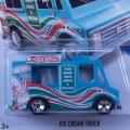 2014 HW CITY / Ice Cream Truck (BLU) / アイスクリームトラック