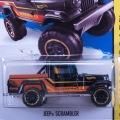 2014 HW OFF-ROAD / Jeep Scrambler (BLK) / ジープ・スクランブラー
