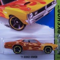 2014 HW WORKSHOP / '71 DODGE DEMON (BRW)
