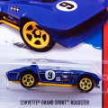 2015 Track Aces / Corvette Grand Sport Roadster (BLU) / コルベット・グランスポーツ ロードスター