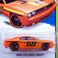 Muscle Mania / Dodge Challenger Concept / ダッジ・チャレンジャー コンセプト