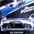 2015 Fast & Furious / Buick Grand National  / ビュイック・グランド・ナショナル