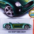 2016 HW Digital Circuit / Ford Shelby Cobra Concept / フォード・シェルビー・コブラ コンセプト