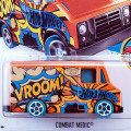 2016 HW Art Cars / Combat Medic / コンバット・メディック