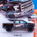 2016 HW Hot Trucks / '15 Ford F-150 / '15 フォード F-150