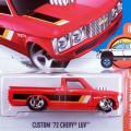 2016 HW Hot Trucks / Custom '72 Chevy LUV / カスタム '72 シェビー LUV