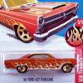 2016 HW Flames / '66 Ford 427 Fairlane / '66 フォード 427 フェアライン【Kmart Exclusive / Kmart 限定】