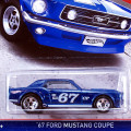 2016 Ford Performance / '67 Ford Mustang Coupe / '67 フォード・マスタング クーペ 【Wal-Mart Exclusive】