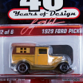 LARRY WOOD 40 YEARS OF DESIGN / 1929 FORD PICKUP