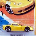 2011 New Models / '11 Corvette Grand Sport / '11 コルベット・グランスポーツ