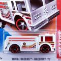 2011 Thrill Racers, Raceway / Fire-Eater / ファイヤーイーター