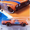 2012 Thrill Racers, Beach / '68 El Camino / '68 エルカミーノ