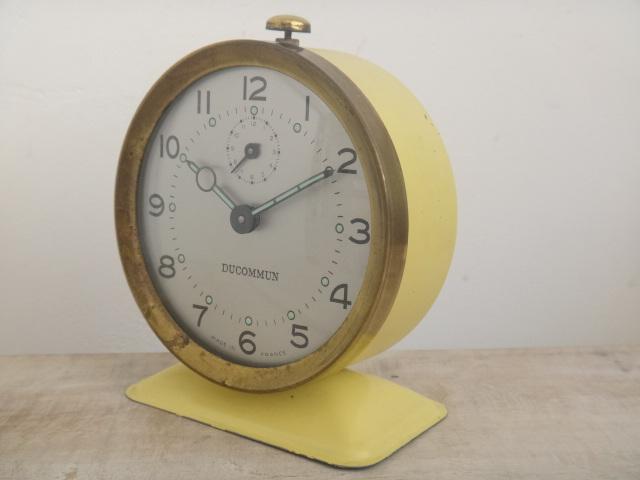 BAYARD ビンテージ 目覚まし時計