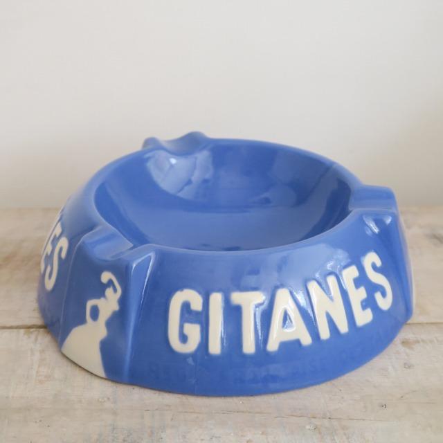 ジタン ビンテージ 灰皿 GITANES KG Luneville製