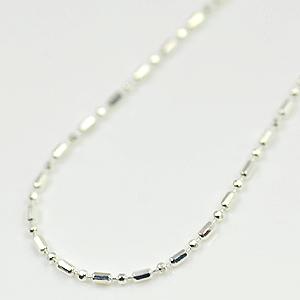 小判+ダイヤカットチェーン1.0mm