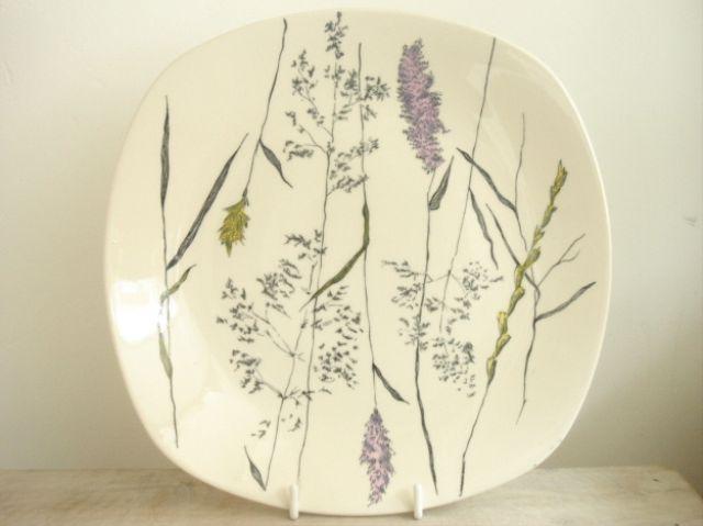 ミッドウィンター MIDWINTER Whispering Grass ディナー皿
