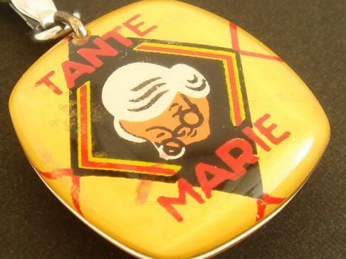 ブルボンキーホルダー TANTE MARIE
