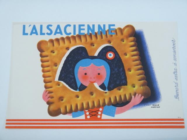 エルベ・モルバン ビュバー L'ALSACIENNE
