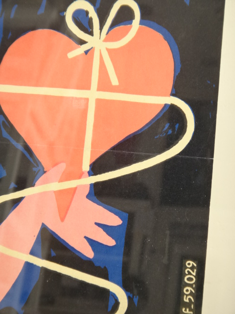 ルフォール・オプノ ヴィンテージポスター  Lefor Openo offrez des cadeaux ELECTRIQUES